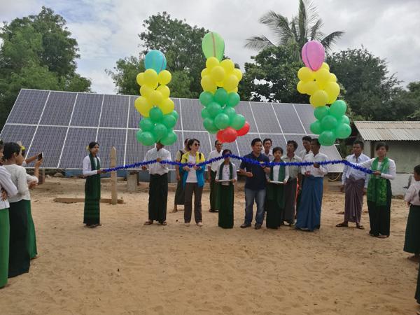 太阳能项目考察